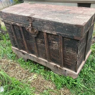 収納ケース 木箱(ケース/ボックス)