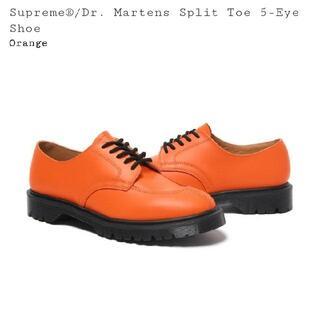 シュプリーム(Supreme)の送込 27cm Supreme ドクターマーチン Split Shoe(ドレス/ビジネス)