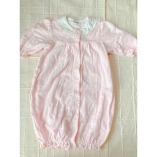 セリーヌ(celine)のベビードレス 2wayオールロンパース新生児CELINE70(ロンパース)