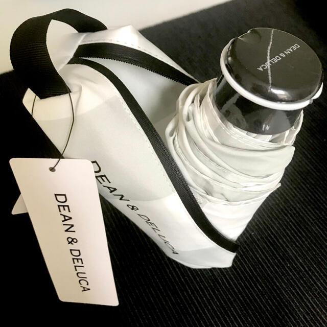 DEAN & DELUCA(ディーンアンドデルーカ)のDEAN&DELUCA 折りたたみ傘 レディースのファッション小物(傘)の商品写真