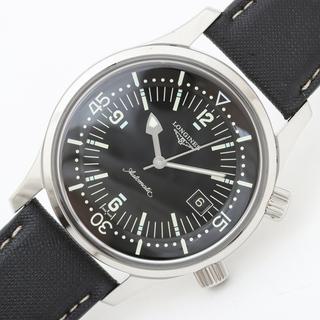 LONGINES - ロンジン LONGINES レジェンドダイバー 腕時計 メンズ【中古】