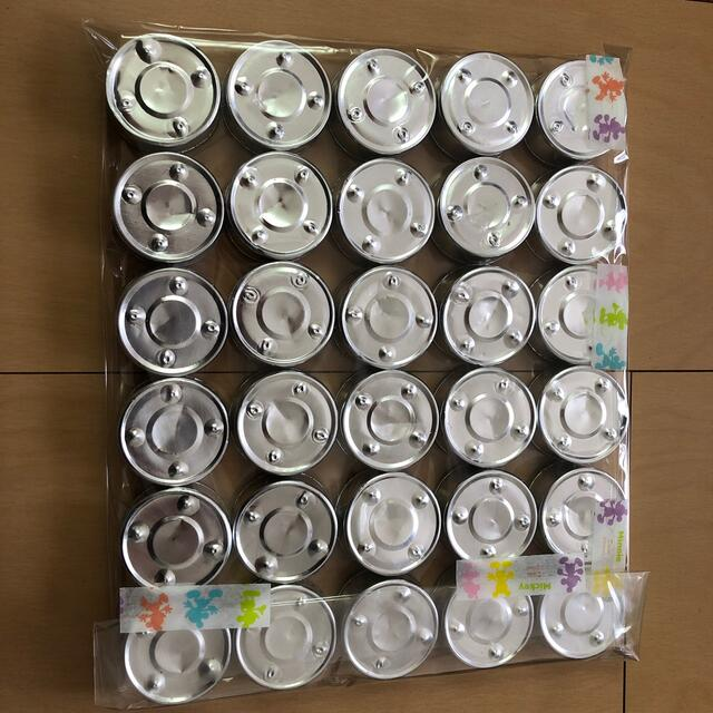 コストコ(コストコ)のティーライトキャンドル 30個 コスメ/美容のリラクゼーション(キャンドル)の商品写真