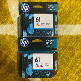 HP - HP インクカートリッジ 3色 カラー 61