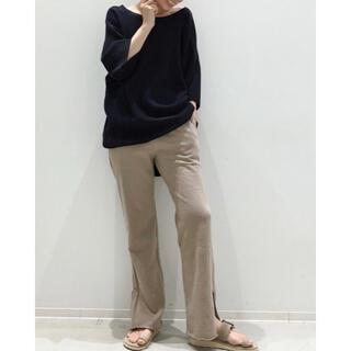 L'Appartement DEUXIEME CLASSE - GOOD GRIEF SWEAT PANTS◆ベージュ36
