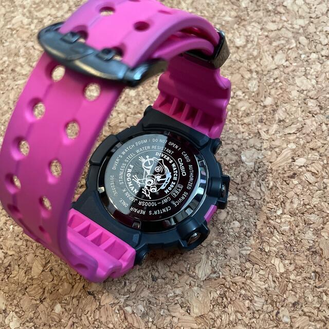 G-SHOCK(ジーショック)のG-SHOCK FROGMAN GWF-1000SR メンズの時計(腕時計(デジタル))の商品写真