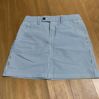 アディダス(adidas)のアディダス ゴルフスカート(ミニスカート)