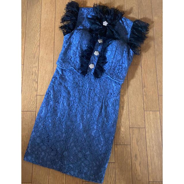 dazzy store(デイジーストア)の【ちぃたむさん専用】キャバドレス レディースのフォーマル/ドレス(ミニドレス)の商品写真