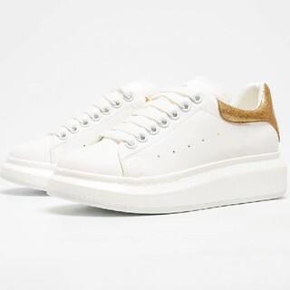 Alexander McQueen - Alexander McQueenファッションの白い靴