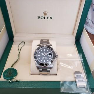 ROLEX - 【未使用】ROLEX サブマリーナ 116610LN