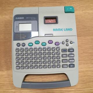 CASIO - CASIO カシオ ネームランド KL-800 アダプター付き 乾電池 OK
