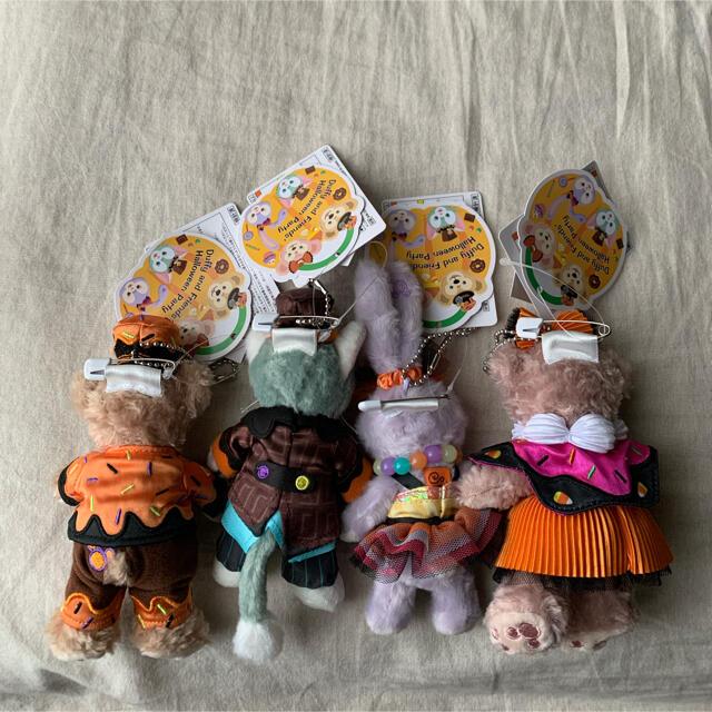 ステラ・ルー(ステラルー)のぬいぐるみバッジ(ハロウィン) エンタメ/ホビーのおもちゃ/ぬいぐるみ(キャラクターグッズ)の商品写真