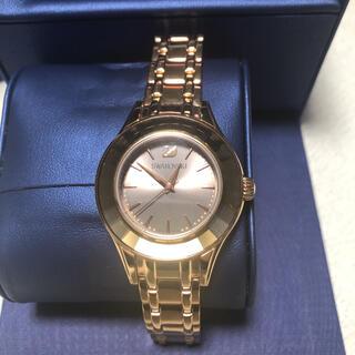 SWAROVSKI - スワロフスキー SWAROVSKI 腕時計 アレグリア グレー