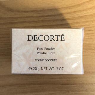 COSME DECORTE - コスメデコルテ フェイスパウダー #00 20g
