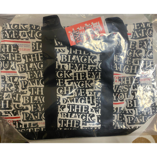 BlackEyePatch × Wasted Youth トートバッグ