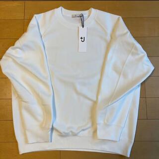 Jil Sander - ユニクロ +J ジルサンダーコラボ ドライスウェットシャツ(長袖)