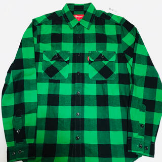 Supreme - Supreme Plaid Shirt チェックシャツ S