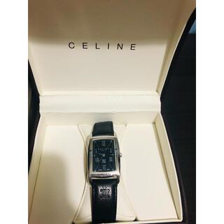 celine - CELINE セリーヌ レディース 腕時計 革ベルト