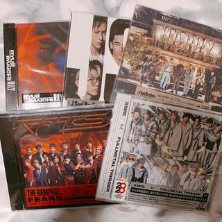 エグザイル トライブ(EXILE TRIBE)の三代目ランペ CDセット(ミュージック)