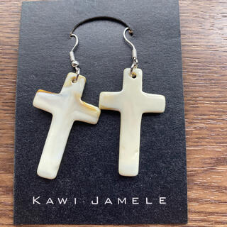 カウイジャミール(KAWI JAMELE)のピアス(ピアス)