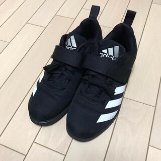 adidas - アディダス パワーリフティングシューズ 26cm