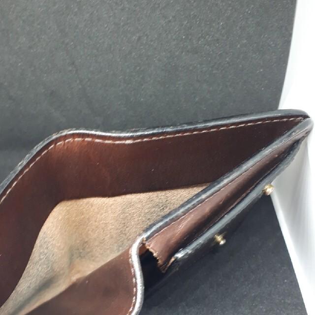 GANZO(ガンゾ)のワイルドスワンズ WILD SWANS サドル PALM パーム チョコ メンズのファッション小物(折り財布)の商品写真