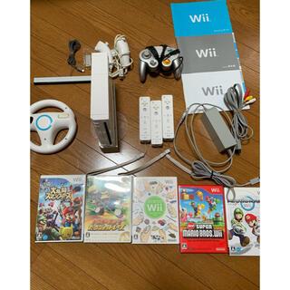 Wii - 任天堂 wii  本体 ソフト マリオ 激安