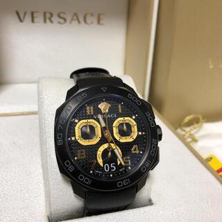 ヴェルサーチ(VERSACE)のヴェルサーチ 時計 ディロス 新品未使用❗️最安値❗️(腕時計(アナログ))