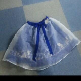 ディズニー(Disney)のDisneyStoreアリエルスカート(ひざ丈スカート)