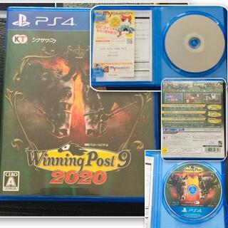 コーエーテクモゲームス(Koei Tecmo Games)のウイニングポスト9 2020 PS4(家庭用ゲームソフト)