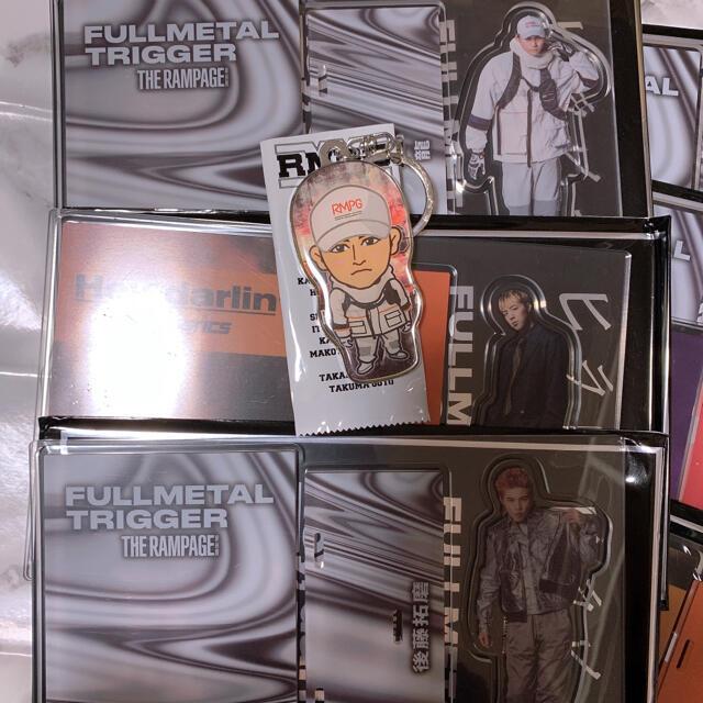 EXILE TRIBE(エグザイル トライブ)のアクスタ セット エンタメ/ホビーのタレントグッズ(男性タレント)の商品写真