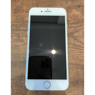 iPhone - iPhone8 128GBシルバー