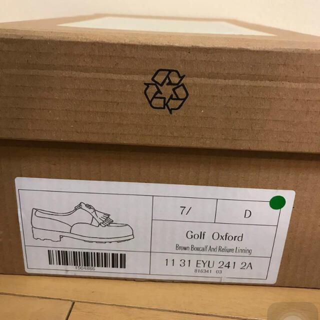 J.M. WESTON(ジェーエムウエストン)のJ.M. WESTON ゴルフ 641 メンズの靴/シューズ(ドレス/ビジネス)の商品写真