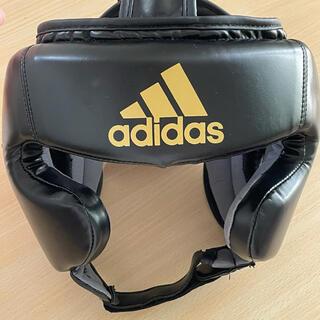 アディダス(adidas)のアディダス ヘッドギア M(ボクシング)