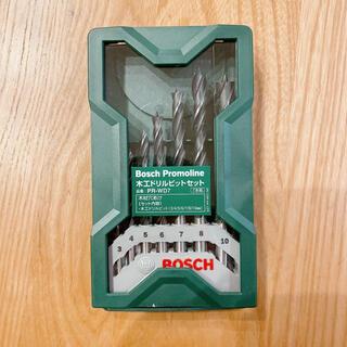 ボッシュ(BOSCH)のBOSCH(ボッシュ) 木工ドリルビットセット PR-WD7(その他)
