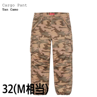Supreme - supreme  cargo pant  サイズ 32 (Tan Camo)