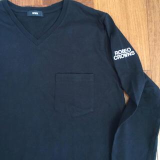 ロデオクラウンズ(RODEO CROWNS)のロデオクラウンズ 長袖Tシャツ(シャツ/ブラウス(長袖/七分))