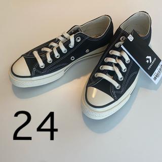 CONVERSE - converse コンバース チャックテイラー ct70 黒 ブラック 24