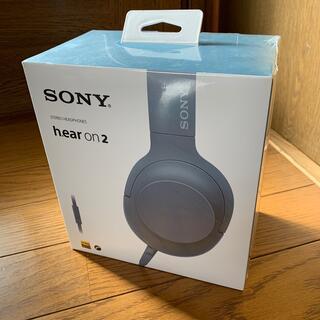 SONY - SONY MDR-H600A マイクリモコン付ヘッドフォン 密閉ダイナミック L