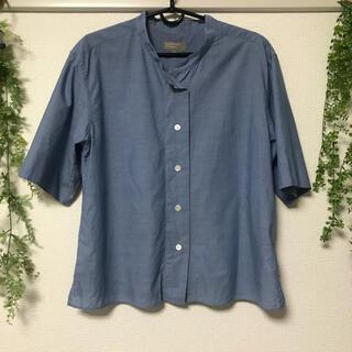 マーガレットハウエル(MARGARET HOWELL)のマーガレットハウエル 半袖シャツ(シャツ/ブラウス(半袖/袖なし))