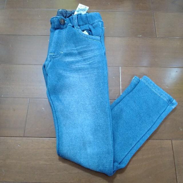 BREEZE(ブリーズ)の中古 BREEZE裏起毛パンツ120 キッズ/ベビー/マタニティのキッズ服男の子用(90cm~)(パンツ/スパッツ)の商品写真