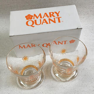 MARY QUANT - マリークワント  ペアグラス 非売品
