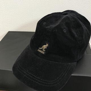 KANGOL - カンゴール★キャップ★帽子★メンズ★黒★