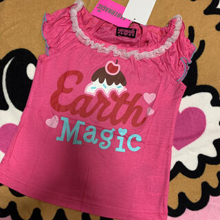 アースマジック(EARTHMAGIC)のアースマジック♡Tシャツ(Tシャツ/カットソー)