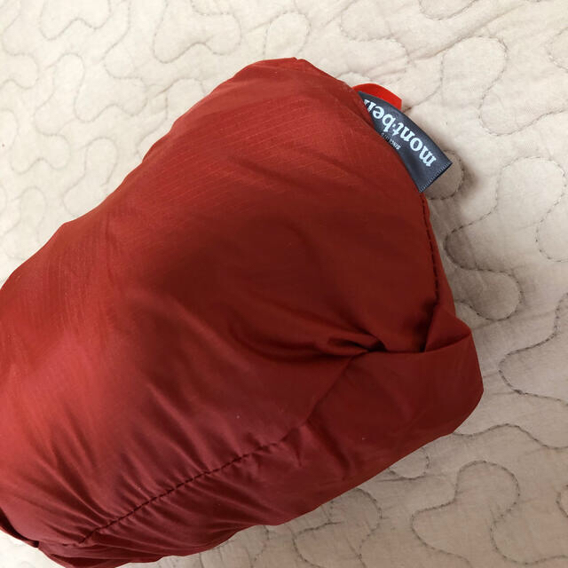 mont bell(モンベル)のモンベル 抱っこ紐 美品 キッズ/ベビー/マタニティの外出/移動用品(抱っこひも/おんぶひも)の商品写真