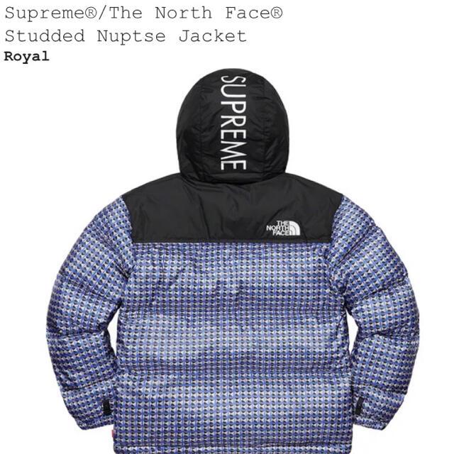 Supreme(シュプリーム)のSupreme The North Face Nuptse シュプリーム M メンズのジャケット/アウター(ダウンジャケット)の商品写真
