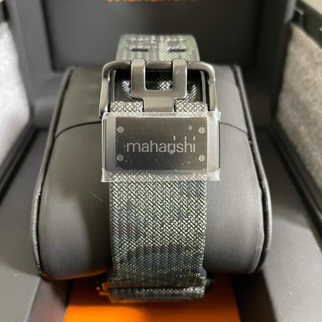 G-SHOCK(ジーショック)の⭐️未使用⭐️G-SHOCKマッドマスターGWG-1000MH-1AJRマハリシ メンズの時計(腕時計(アナログ))の商品写真