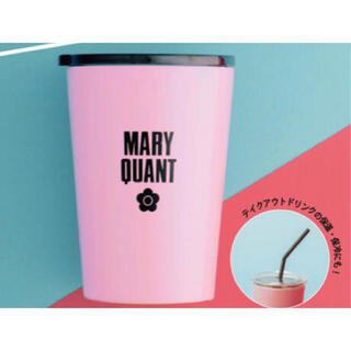 MARY QUANT - MARY QUANT サーモタンブラー