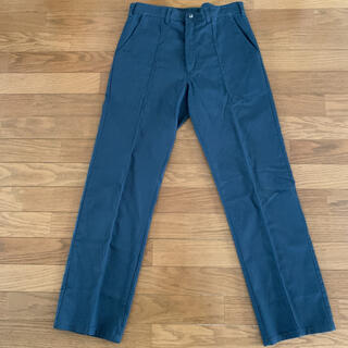 ALEXANDRA アレキサンドラ センタークリース パンツ 緑灰 80cm(スラックス)