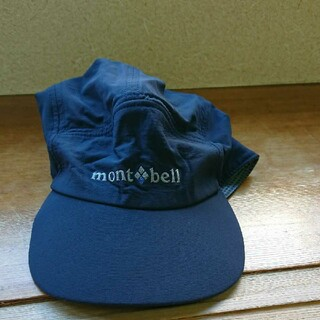 mont bell - mont-bell モンベル キャップ 帽子 登山用に
