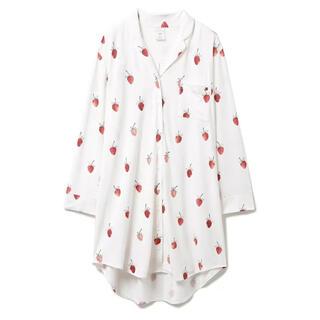 gelato pique - 【新品未開封】gelato pique ストロベリーモチーフシャツドレス